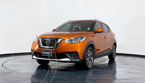 Nissan Kicks Sense usado (2018) color Naranja precio $273,999