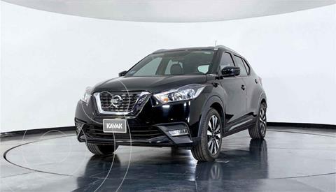 Nissan Kicks Exclusive Aut usado (2018) color Blanco precio $318,999
