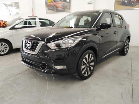Nissan Kicks Exclusive Aut usado (2018) color Negro precio $279,000
