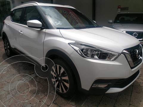 Nissan Kicks Advance Aut usado (2020) color Blanco precio $367,000