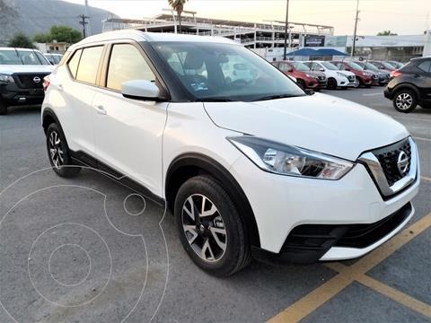 Nissan Kicks Sense usado (2020) color Blanco precio $348,900
