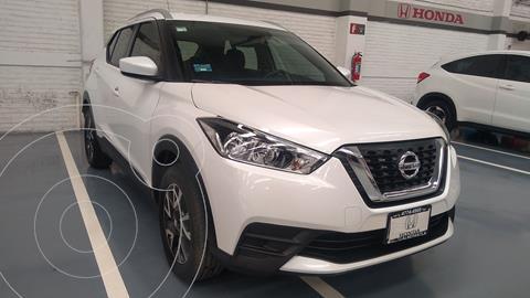 Nissan Kicks Sense usado (2019) color Blanco precio $269,000