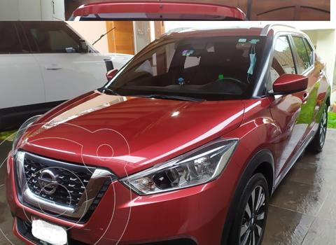 Nissan Kicks  Advance MT usado (2019) color Rojo precio u$s18,000
