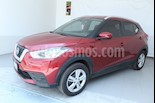 Foto venta Auto usado Nissan Kicks Sense (2017) color Rojo precio $238,000