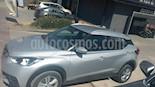 Foto venta Auto usado Nissan Kicks Sense color Plata precio $239,000