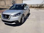 Foto venta Auto usado Nissan Kicks Sense (2017) color Plata precio $230,000