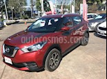 Foto venta Auto Seminuevo Nissan Kicks Sense (2017) color Rojo precio $235,000