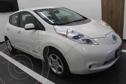 Nissan Leaf 24 kW usado (2016) color Blanco precio $319,000