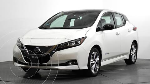 Nissan Leaf SL Bitono  usado (2019) color Blanco precio $459,312