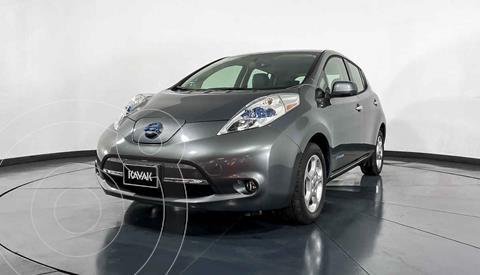 Nissan Leaf 30 kW usado (2017) color Gris precio $367,999