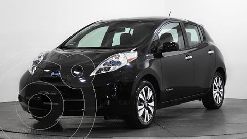 Nissan Leaf 30 kW usado (2017) color Negro precio $345,584