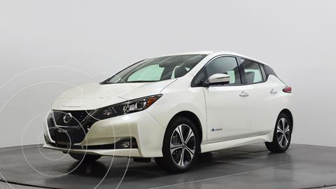 Nissan Leaf SL 40 kW usado (2019) color Blanco precio $470,000