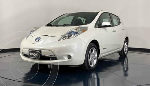 Nissan Leaf 24 kW usado (2015) color Blanco precio $308,999