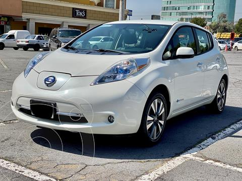 Nissan Leaf 109 hp usado (2015) color Blanco precio $265,000