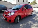 Foto venta Auto usado Nissan March Sport Sense  color Rojo precio $5.200.000