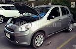 Foto venta Auto Usado Nissan March 1.6L Drive (2013) color Gris precio $3.600.000