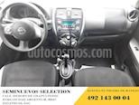 Foto venta Auto usado Nissan March 5p Advance L4/1.6 Aut (2017) color Negro precio $165,000
