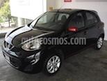 Foto venta Auto usado Nissan March 5p Unlimited L4/1.6 Man (2016) color Negro precio $140,000