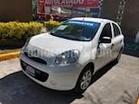 Foto venta Auto usado Nissan March Active ABS (2017) color Blanco precio $134,000