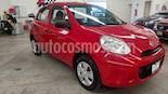 Foto venta Auto usado Nissan March Active color Rojo precio $139,000
