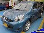 Foto venta Carro usado Nissan March Advance Aut color Azul precio $35.900.000