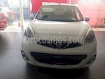Foto venta Auto usado Nissan March Advance Aut (2016) color Blanco precio $139,000