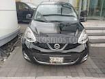 Foto venta Auto usado Nissan March Advance Aut (2015) color Negro precio $155,000