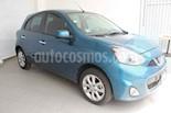 Foto venta Auto usado Nissan March Advance Aut (2015) color Azul precio $140,000