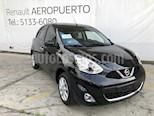 Foto venta Auto usado Nissan March Advance Aut (2018) color Negro precio $185,000