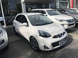 Foto venta Auto usado Nissan March Advance Media Tech color Blanco precio $300.000