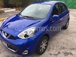 Foto venta Auto usado Nissan March Advance (2016) color Azul precio $137,000