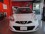 Foto venta Auto usado Nissan March Advance (2018) color Blanco precio $170,000