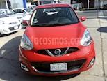 Foto venta Auto usado Nissan March Advance (2018) color Rojo precio $148,500