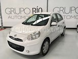 Foto venta Auto usado Nissan March Advance (2012) color Blanco precio $98,000