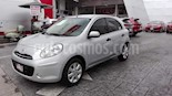 Foto venta Auto usado Nissan March Advance color Plata precio $97,000