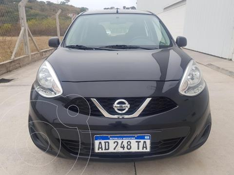 Nissan March Active usado (2018) color Negro precio $1.035.000