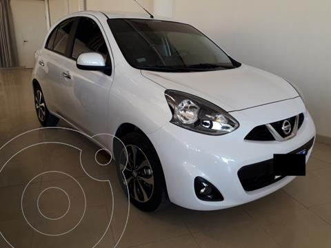 Nissan March Advance Media Tech Aut usado (2019) color Blanco precio $1.380.000