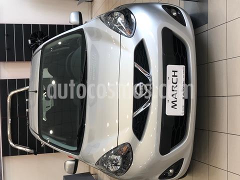 Nissan March Advance Aut nuevo color Gris Plata  precio $1.247.100