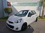 Foto venta Auto usado Nissan March Exclusive Aut (2019) color Blanco precio $210,000