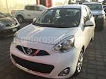 Foto venta Auto usado Nissan March MARCH 1.6 ADVANCE AT 5P (2017) color Blanco precio $175,000