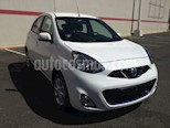 Foto venta Auto usado Nissan March MARCH ADVANCE TA NAVI color Blanco precio $200,000