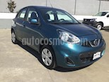 Foto venta Auto usado Nissan March MARCH SENSE TM color Turquesa precio $120,000