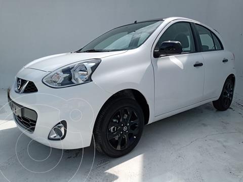 Nissan March Exclusive usado (2020) color Blanco precio $275,000