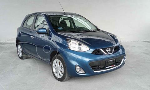 Nissan March Advance usado (2020) color Azul precio $209,990