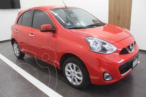 Nissan March Advance usado (2015) color Rojo precio $145,000