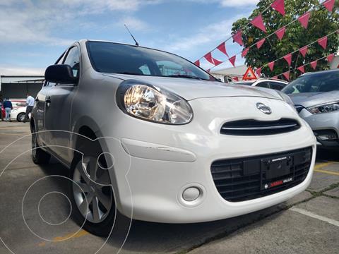 Nissan March Active usado (2015) color Blanco precio $119,800