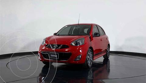 Nissan March SR  usado (2016) color Rojo precio $162,999