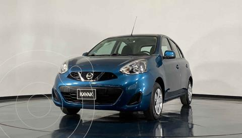 Nissan March Sense usado (2015) color Gris precio $127,999