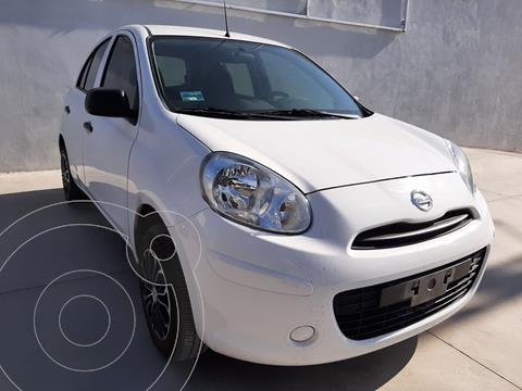 Nissan March Active  usado (2020) color Blanco precio $186,840