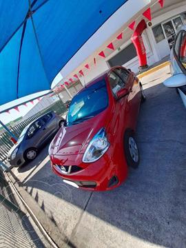 Nissan March Sense usado (2019) color Rojo precio $142,000